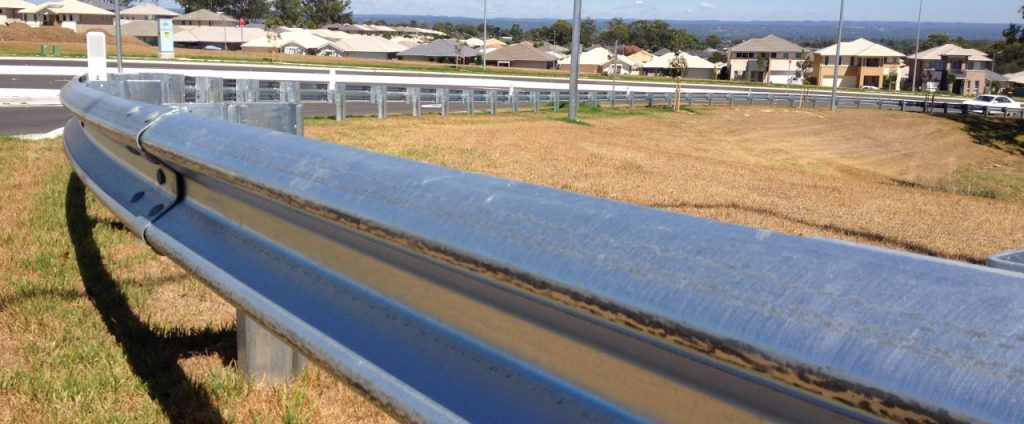beam guard rail sydney