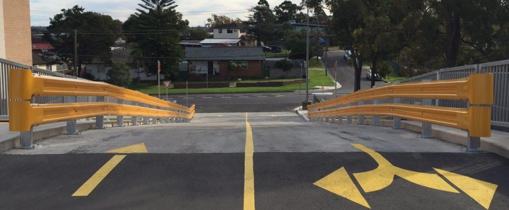 guard rail barrier
